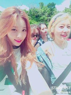 #Sojin Park #박소진 - #Yura #Minah #Hyeri