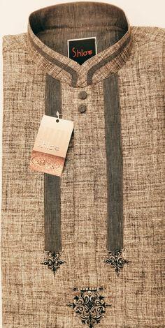 Latest Kurta Designs, Latest Salwar Kameez Designs, Kurta Designs Women, African Shirts For Men, African Dresses Men, African Clothing For Men, Gents Kurta Design, Boys Kurta Design, Kurta Pajama Men