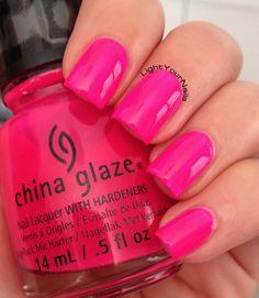 China Glaze Rose Among Thorns