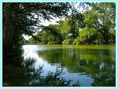 Río Sabinas, a su paso por Sabinas