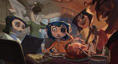 I love this movie Coraline Jones, Coraline Movie, Coraline Characters, Fanart, Coraline Drawing, Character Drawing, Character Design, Coraline And Wybie, Coraline Aesthetic