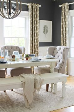 Linen tufted Dining Chairs-Buy Furniture Online Like A Pro With These 10 Simple Steps