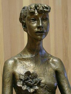 Jacob Epstein bust - Esther Sculpture, Statue, Art, Craft Art, Sculpting, Kunst, Gcse Art, Sculptures, Art Education Resources