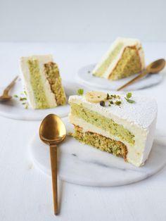 Mousse Cake, Food Cakes, No Bake Desserts, Amazing Cakes, Vanilla Cake, Oreo, Cake Recipes, Food Ideas, Yummy Food