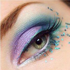 Unique makeup! - @fashionforall- #webstagram