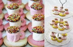 teacup biscuit recipe and party game - alice in wonderland
