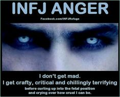 Nope, never cry about that. If you received my cruelty you deserved every mother fuckin ounce of it, plus a little bit Infj Traits, Intj And Infj, Infj Mbti, Infj Type, Enfj, Myers Briggs Infj, Introvert Problems, Infj Personality, Found Out