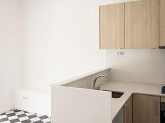 Reforma d'habitatge a Gràcia. Riera de Sant Miquel Parramon + Tahull arquitectes