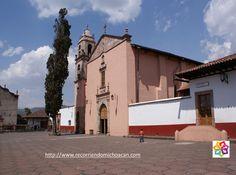 MICHOACÁN MÁGICO Te habla ¿Cuándo fue fundada formalmente la zona minera de Santa Clara del Cobre? Se fundó en 1553 bajo el nombre de Santa Clara de los Cobres. BEST WESTERN DON VASCO PATZCUARO http://www.bwposadadonvasco.com.mx/