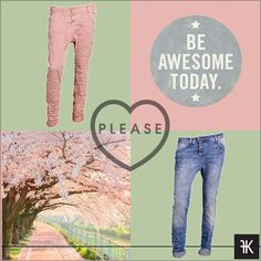 New in the store! Please jeans.
