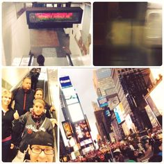 today, 4 KidzTurn members Debbie, Rachel, Matt & Liz went into New York City for our day off. Our fearless leader, Kids Pastor, Dan Young was at the helm of our TouristFest! Yes, we did eat yummy food AND drink Starbucks...but you don't want to see ANOTHER photo like that, do you?? #NYC - - INSTAGRAM VIDEO - (click to play) -