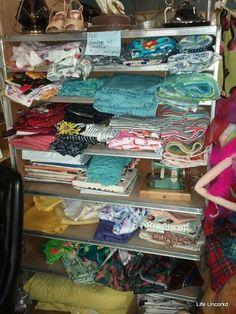 Antique Fabric At An Alton, IL Shop