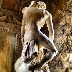 Progetto Instagram iPhone. Paesaggi, Grotta Grande - Giardino di Boboli (Firenze). Art Director: Lapo Secciani Photographer: Lapo Secciani