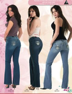 Casual Fashion Jeans for Women