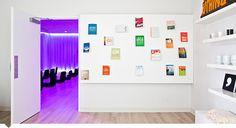 Meditation room in LA. What a grand idea!