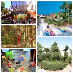 Los mejores Parques temáticos en España