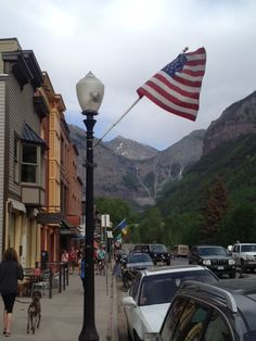 What are your plans for the fourth? You better be coming to #Telluride! Call 888.525.3455 to book your stay! Photo property of the Telluride Tourism Board.