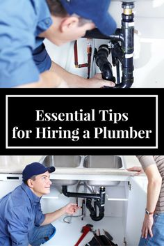 Essential Tips for Hiring a Plumber Croydon