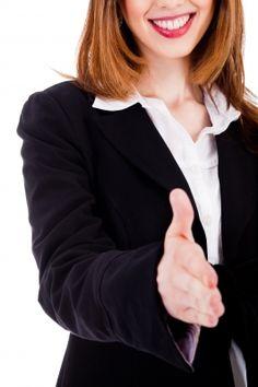 4 Quick Job Interview Tips   #Business Etiquette Senior Badge