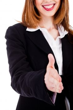 4 Quick Job Interview Tips   #Business Etiquette Senior Girl Scout Badge