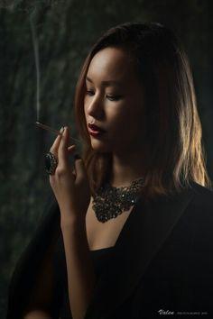 #elegant #smoking #photoshoot #jewelry