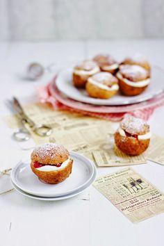 Yummy Baker: Kiireisen leipurin pelastus: nopeat laskiaispullat