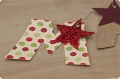 Cereal Box Gift Tags/Ornaments