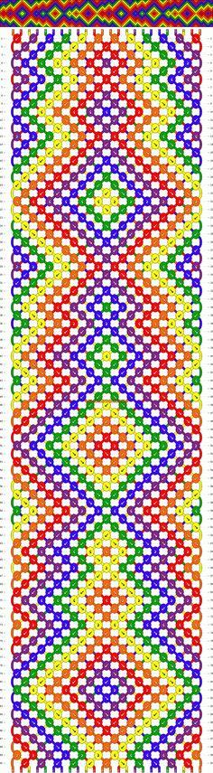 Normal Pattern #8184 24/6 braceletbook