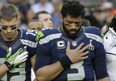 Russell Wilson Upgrades Soldier's Plane Ticket to First Class