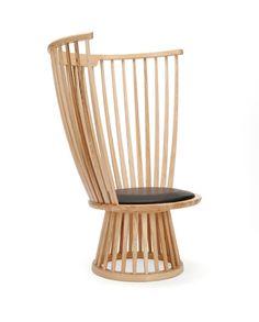 Chair - Fan by Tom Dixon