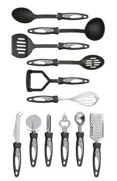 2 X Premier Housewares Tool Set - 12-Piece - Stainless Steel Premier Housewares http://www.amazon.co.uk/dp/B00THNJBVK/ref=cm_sw_r_pi_dp_Hzf3ub0VZ4A39