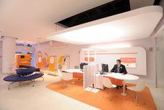 Interior de una de nuestras nuevas oficinas