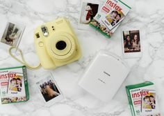 Can't decide between the Fujifilm Instax Camera and the Instax Printer