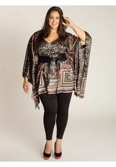 Plus Size Galina Tunic image