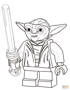 31 best lego images coloring pages coloring pages for kids LEGO Star Fox Ssbb lego star wars master yoda coloring page supercoloring lego coloring pages free