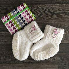 Перчатки, Тапки, Зима