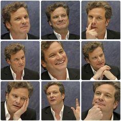 Colin Firth (born on September 10, 1960)