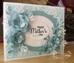 """Happy Mother's Day"" Floral Card (Site - no info)"
