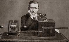 marconi, radio, history