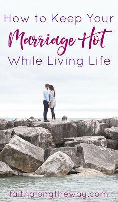 Life is crazy and chaotic, but your marriage doesn't have to be. Here's how to keep it red hot even when life is busy.