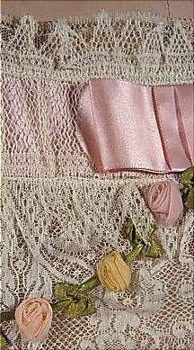 Старинное нижнее женское белье. Начало ХХ века