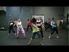 Dance Fitness Choreography with Kit - Sobredosis