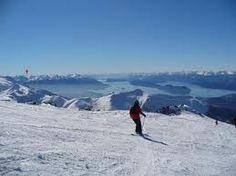 bariloche , Argentina - skiing