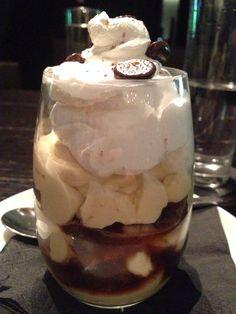 A different version of tiramisu, with walnut cake! #dessert #thessaloniki #greece #cream #coffee #whipedcream