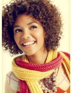 Curly Hairstyles For Black Women With Natural Hair
