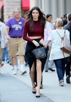 Get the look  Το μοντέρνο look της Kendall Jenner -JoyTV Get The Look 84809c19f60