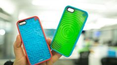 aMAZEing iPhone Cases. These retro-inspired maze cases -- which are completely playable -- from PureGear will be available in the spring/