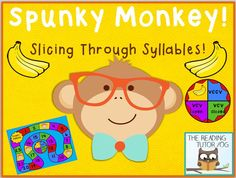 Free syllable division game!