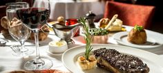 Strip House Steakhouse Restaurant Menus and Food (planet Hollywood)