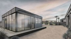 living-homes-yves-behar-news-prefab-architecture- a tiny home well designed Prefabricated Houses, Prefab Homes, Modular Homes, Building Systems, Affordable Housing, Decoration, Modern Architecture, Future House, Modern Design